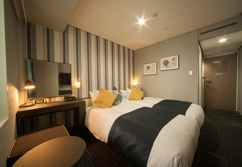 Incredible Casual Twin Room Hotel Granvia Osaka Official Site Interior Design Ideas Clesiryabchikinfo