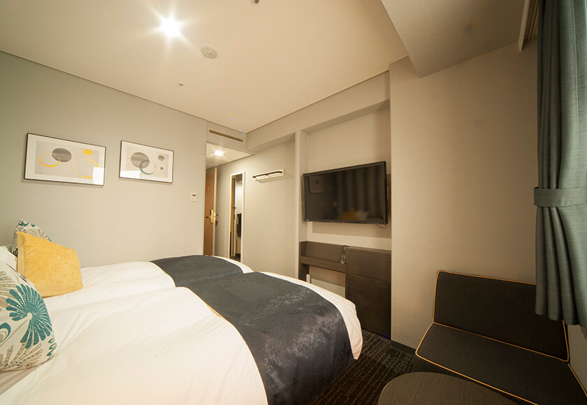 Cool Casual Twin Room Hotel Granvia Osaka Official Site Interior Design Ideas Clesiryabchikinfo